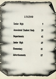 Page 12, 1957 Edition, Glendale Union Academy - Stepping Stone Yearbook (Glendale, CA) online yearbook collection