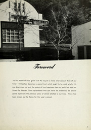Page 7, 1957 Edition, Glendale Union Academy - Stepping Stone Yearbook (Glendale, CA) online yearbook collection