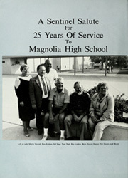 Page 14, 1986 Edition, Magnolia High School - Cannon Yearbook (Anaheim, CA) online yearbook collection