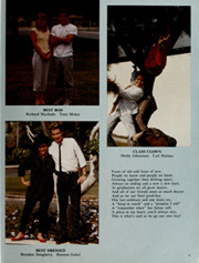 Page 17, 1986 Edition, Magnolia High School - Cannon Yearbook (Anaheim, CA) online yearbook collection