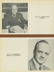 Page 14, 1949 Edition, University of Houston - Houstonian Yearbook (Houston, TX) online yearbook collection
