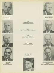 Page 16, 1949 Edition, University of Houston - Houstonian Yearbook (Houston, TX) online yearbook collection