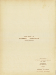 Page 4, 1949 Edition, University of Houston - Houstonian Yearbook (Houston, TX) online yearbook collection