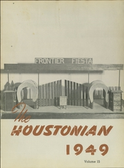 Page 5, 1949 Edition, University of Houston - Houstonian Yearbook (Houston, TX) online yearbook collection