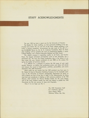 Page 6, 1949 Edition, University of Houston - Houstonian Yearbook (Houston, TX) online yearbook collection