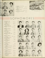 Page 131, 1950 Edition, University of Houston - Houstonian Yearbook (Houston, TX) online yearbook collection