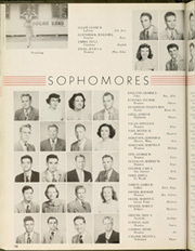 Page 134, 1950 Edition, University of Houston - Houstonian Yearbook (Houston, TX) online yearbook collection