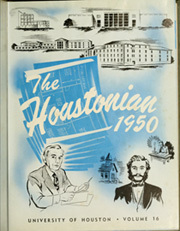 Page 5, 1950 Edition, University of Houston - Houstonian Yearbook (Houston, TX) online yearbook collection