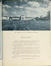 Page 9, 1950 Edition, University of Houston - Houstonian Yearbook (Houston, TX) online yearbook collection