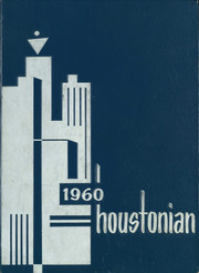 1960 Edition, University of Houston - Houstonian Yearbook (Houston, TX)