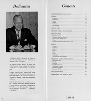 Page 5, 1960 Edition, University of Houston - Houstonian Yearbook (Houston, TX) online yearbook collection
