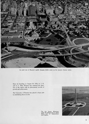 Page 7, 1960 Edition, University of Houston - Houstonian Yearbook (Houston, TX) online yearbook collection