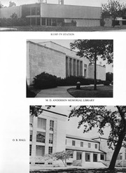 Page 9, 1964 Edition, University of Houston - Houstonian Yearbook (Houston, TX) online yearbook collection