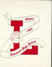 Lakewood High School - Citadel Yearbook (Lakewood, CA) online yearbook collection, 1983 Edition, Page 1
