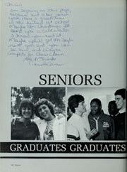 Page 154, 1983 Edition, Lakewood High School - Citadel Yearbook (Lakewood, CA) online yearbook collection