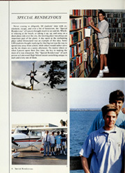 Page 10, 1989 Edition, Lakewood High School - Citadel Yearbook (Lakewood, CA) online yearbook collection