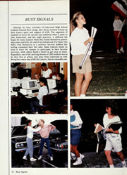 Page 14, 1989 Edition, Lakewood High School - Citadel Yearbook (Lakewood, CA) online yearbook collection