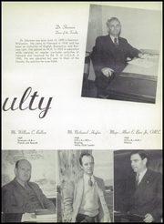 Page 17, 1947 Edition, Harvard School - Sentinel Yearbook (North Hollywood, CA) online yearbook collection