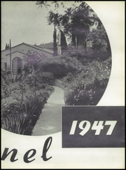 Page 7, 1947 Edition, Harvard School - Sentinel Yearbook (North Hollywood, CA) online yearbook collection