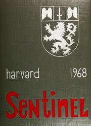 Harvard School - Sentinel Yearbook (North Hollywood, CA) online yearbook collection, 1968 Edition, Page 1
