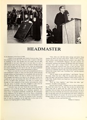 Page 11, 1969 Edition, Harvard School - Sentinel Yearbook (North Hollywood, CA) online yearbook collection