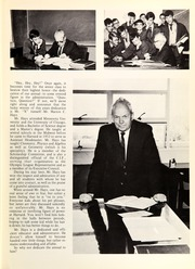Page 9, 1969 Edition, Harvard School - Sentinel Yearbook (North Hollywood, CA) online yearbook collection
