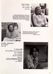Page 89, 1975 Edition, Harvard School - Sentinel Yearbook (North Hollywood, CA) online yearbook collection