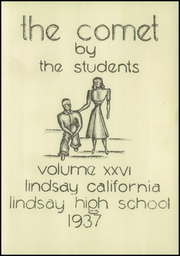 Page 7, 1937 Edition, Lindsay High School - Comet Yearbook (Lindsay, CA) online yearbook collection
