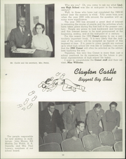 Page 14, 1950 Edition, Lindsay High School - Comet Yearbook (Lindsay, CA) online yearbook collection