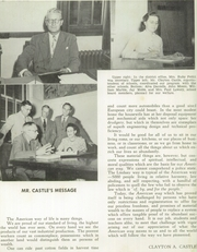 Page 14, 1951 Edition, Lindsay High School - Comet Yearbook (Lindsay, CA) online yearbook collection