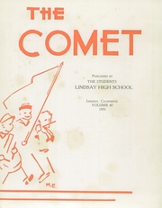 Page 7, 1951 Edition, Lindsay High School - Comet Yearbook (Lindsay, CA) online yearbook collection