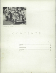 Page 10, 1952 Edition, Lindsay High School - Comet Yearbook (Lindsay, CA) online yearbook collection