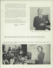 Page 15, 1952 Edition, Lindsay High School - Comet Yearbook (Lindsay, CA) online yearbook collection
