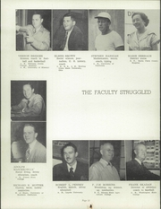 Page 16, 1952 Edition, Lindsay High School - Comet Yearbook (Lindsay, CA) online yearbook collection