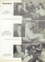 Page 17, 1957 Edition, Lindsay High School - Comet Yearbook (Lindsay, CA) online yearbook collection