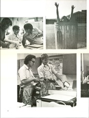 Page 12, 1972 Edition, Lindsay High School - Comet Yearbook (Lindsay, CA) online yearbook collection