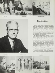 Page 6, 1959 Edition, Millikan High School - Aries Yearbook (Long Beach, CA) online yearbook collection