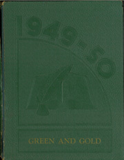 1950 Edition, Big Pine High School - Green and Gold Yearbook (Big Pine, CA)