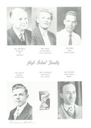 Page 11, 1954 Edition, Big Pine High School - Green and Gold Yearbook (Big Pine, CA) online yearbook collection