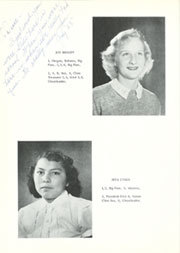 Page 14, 1954 Edition, Big Pine High School - Green and Gold Yearbook (Big Pine, CA) online yearbook collection