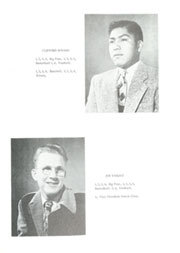 Page 15, 1954 Edition, Big Pine High School - Green and Gold Yearbook (Big Pine, CA) online yearbook collection