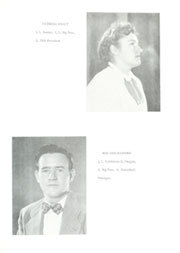 Page 17, 1954 Edition, Big Pine High School - Green and Gold Yearbook (Big Pine, CA) online yearbook collection