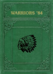 1984 Edition, Big Pine High School - Green and Gold Yearbook (Big Pine, CA)