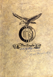 Page 1, 1928 Edition, Bell High School - Eagle Yearbook (Bell, CA) online yearbook collection
