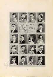 Page 14, 1928 Edition, Bell High School - Eagle Yearbook (Bell, CA) online yearbook collection