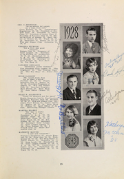 Page 17, 1928 Edition, Bell High School - Eagle Yearbook (Bell, CA) online yearbook collection