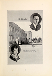 Page 9, 1928 Edition, Bell High School - Eagle Yearbook (Bell, CA) online yearbook collection