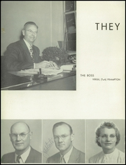 Page 12, 1947 Edition, Bell High School - Eagle Yearbook (Bell, CA) online yearbook collection