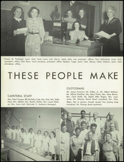 Page 16, 1947 Edition, Bell High School - Eagle Yearbook (Bell, CA) online yearbook collection