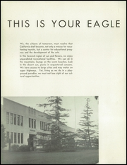 Page 8, 1947 Edition, Bell High School - Eagle Yearbook (Bell, CA) online yearbook collection
